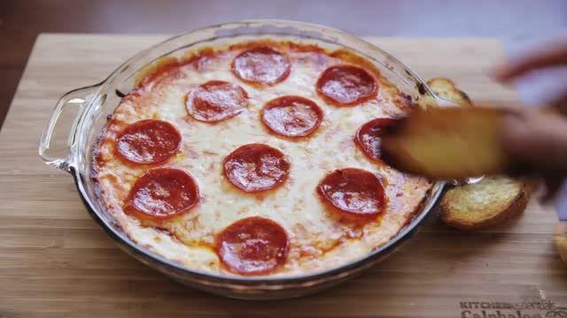 آشپزی سولیکو: پیتزای بدون خمیر