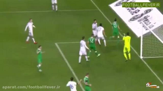 خلاصه بازی ایرلند 2 بوسنی 0
