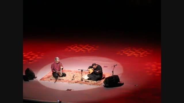 کیهان کلهر و اردال ارزنجان - کنسرت استانبول ۱