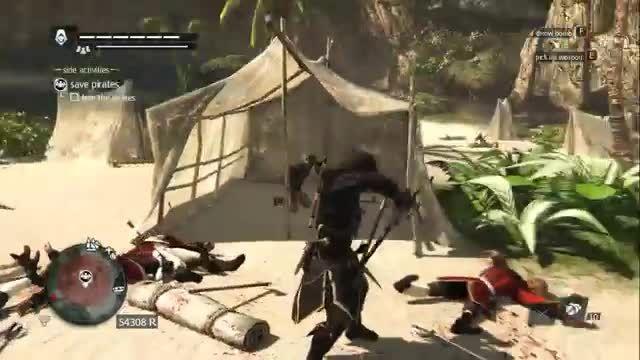 بازی Assassin در لب تاب Asus ROG G551JM