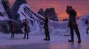 انیمیشن FROZEN - یخ زده  دوبله فارسی   DVD Scr 720P  پارت1