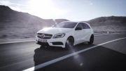 2014 Mercedes Benz A45 AMG Trailer