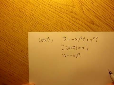 مکانیک سیالات - 19 - ورتیسیته: مثال