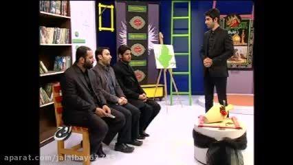 اجرای برنامه ی زنده از شبکه استانی مرکز گلستان