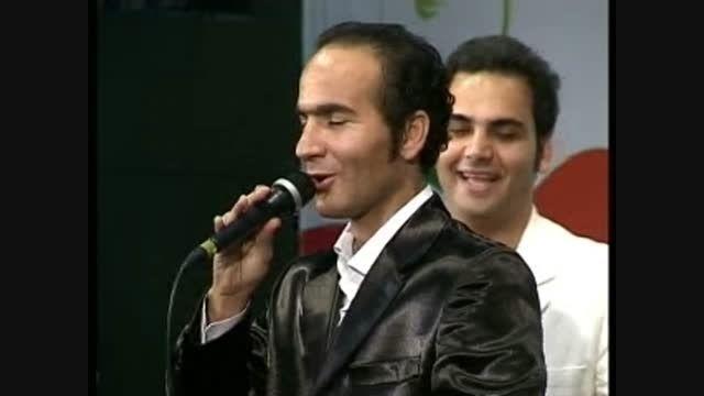 جوک و طنز احسان علیخانی و حسن ریوندی - خنده دار