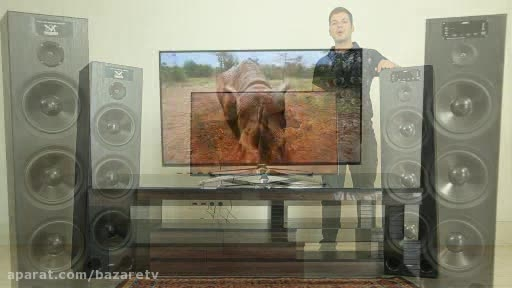 نقد و بررسی تلویزیون سامسونگ سری 6 مدل 6430 H