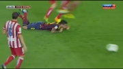 خلاصه بازی بارسلونا vs اتلتیکو مادرید | 0 - 0