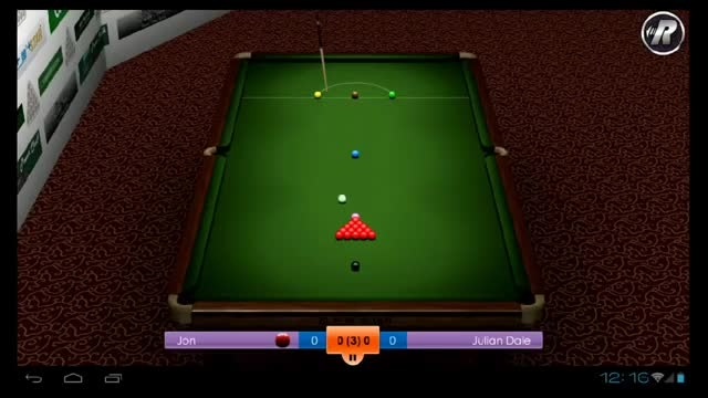 International Snooker Pro HD By Androidkade