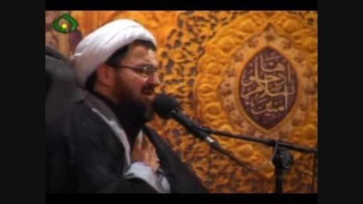 روضه حضرت امام حسین علیه السلام - حجت الاسلام ماندگاری