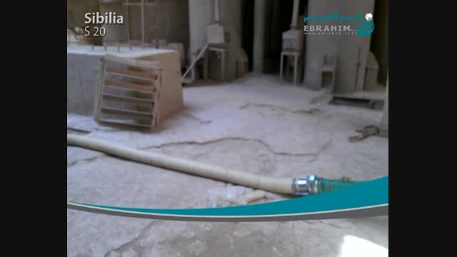وکیوم بزرگ صنعتی جارو کارخانه ها وکیوم لودر 02187184