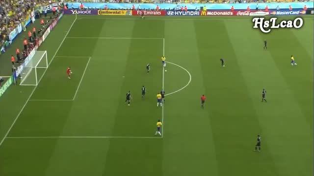 گلهای تیم ملی برزیل در جام جهانی 2006 HD
