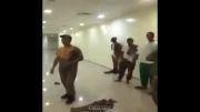 فیلم: رسوایی نیروهای امنیتی عربستان