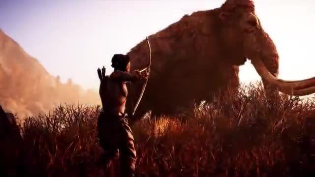 Far Cry Primal Gameplay Trailer