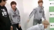 BTS How The Members Wake Each Other Up JIN