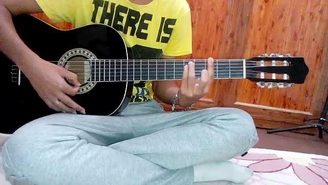روزای زندگی-گیتار