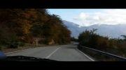 جاده توسکستان پاییز