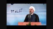 روحانی: پول جیب مردم را برداشتند، برای ساخت مسکن مهر!!