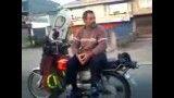موتور سواری به سبک ایرانی