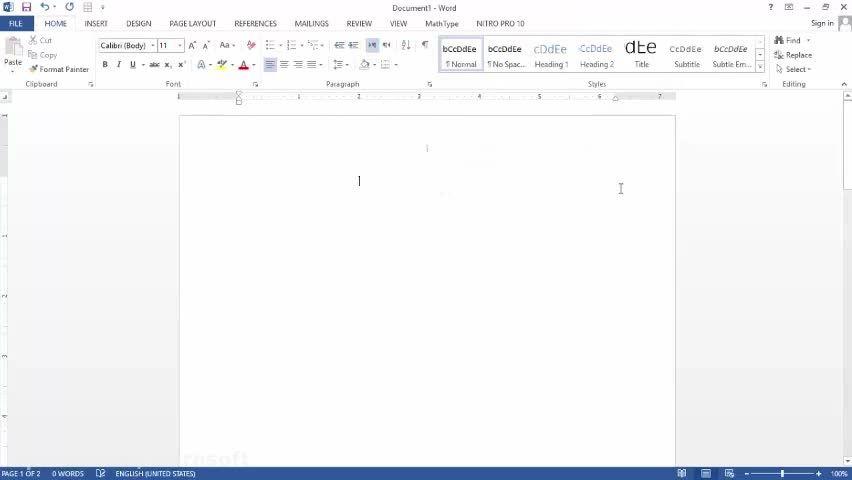 4- پایان نامه نویسی در ورد-دوره مقدماتی- tab