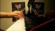 آهنگ شروع انیمه عاشقان شیطانی با پیانو DIABOLIK LOVERS