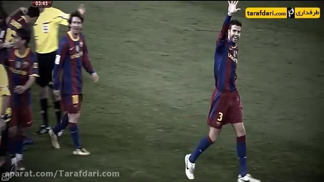 پیش نمایش بازی رئال مادرید - بارسلونا (94/8/30)
