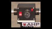 دستگاه جوش لب به لب لوله های پلی اتیلن محصول AHP