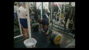 440 کیلو ددلیفت