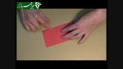 آموزش ساخت جعبه های زیبای هدیه با استفاده از اوریگامی