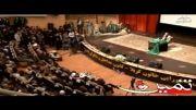 شعر خوانی حاج محمد سهرابی در وصف حضرت امیر (ع)