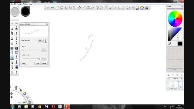 آموزش برنامه SketchBook Pro  - قسمت 1 - طراحی دیجیتالی