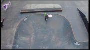 تصویر برداری هوایی با کوادروتور dji phantom 2 vision+