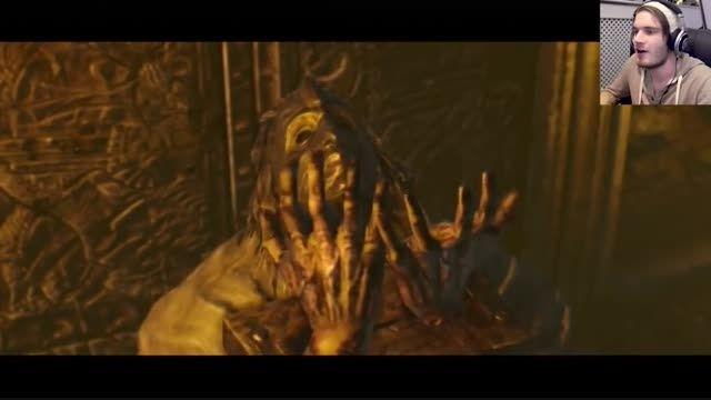 pewdiepie Dark Souls II Part 4