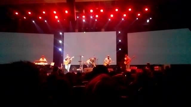 اجرای آهنگ خاطرات تو - سیروان خسروی
