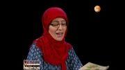 متن خوانی سوسن پرور و کوچه عاشقی با صدای علیرضا افتخاری