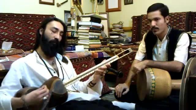 بداهه نوازی تار و تنبک در بیات اصفهان