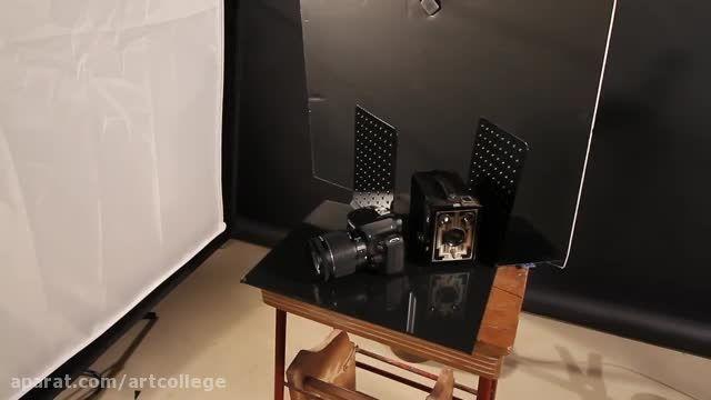 عکاسی خلاقانه با نور