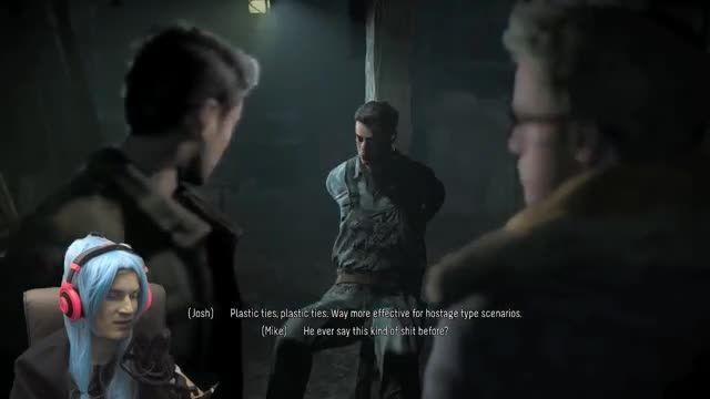 PEOPLE DIE WHEN THEY GET KILLED / Until Dawn / Part 8