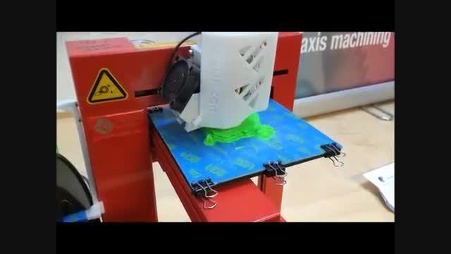 تولید اسباب بازی و اقلام مفید دیگر با پرینتر سه بعدی