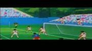 آهنگ آغازین کارتون فوتبالیست ها به زبان اصلی