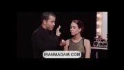 آرایش چشم طلایی - ایران مادام