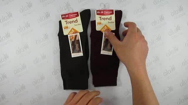 شیک با جوراب ساق طرح دار آلمانی nur die سایت الو alo.ir