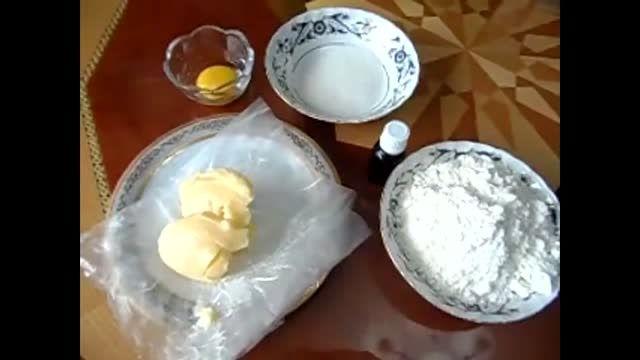پایه تارت ( برای تارت های میوه ای )