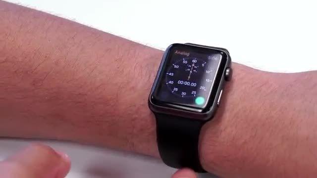 ویژگی های سیستم عامل جدید Apple Watch  را ببینید