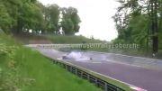 تصادف بد (هوندا سیویک HONDA CIVIC) در پیست