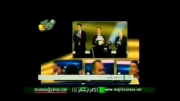 میمیک صورت کریس موقع خواندن نام لیونل مسی برای توپ طلا 2012