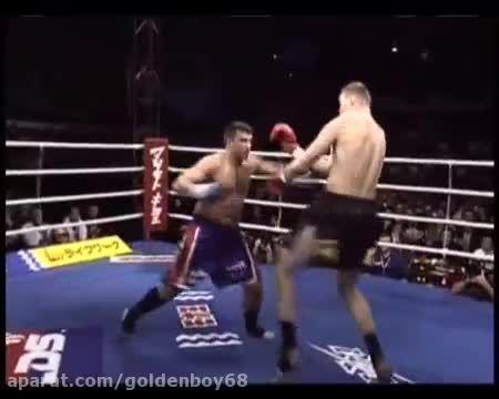 مبارزه سِمی شیلت و پیتر آرتز 2006 نیوزیلند