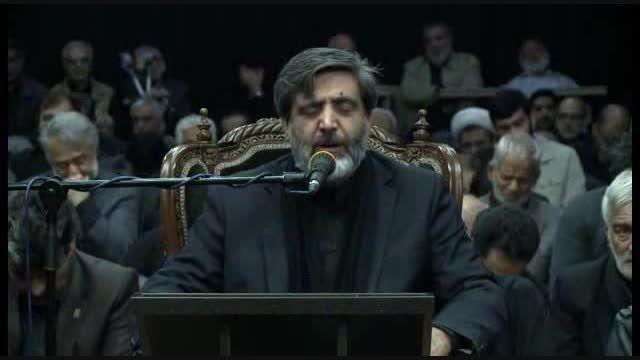 حاج مهدی سماواتی ، روضه علی اصغر (علیه السلام)