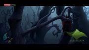 نخستین سکانس رندر شده انیمیشن «شاهزاده روم»