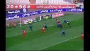 دیدار دو تیم پرسپولیس و استقلال خوزستان