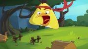 انیمیشن پرندگان خشمگین فصل دوم قسمت 6